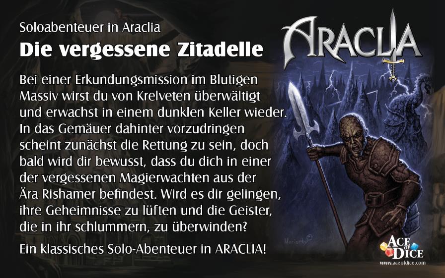 Araclia_VergesseneZitadelle